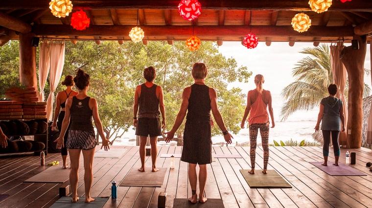 Yoga space